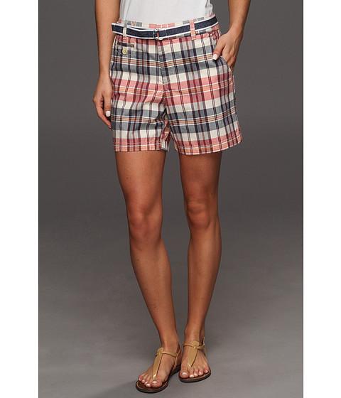 Pantaloni Dockers - Soft Belted Short - Morgan Plaid