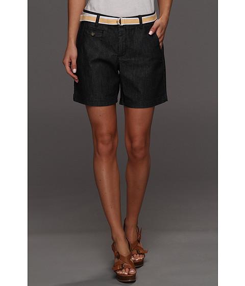 Pantaloni Dockers - Soft Belted Short Denim - True Night