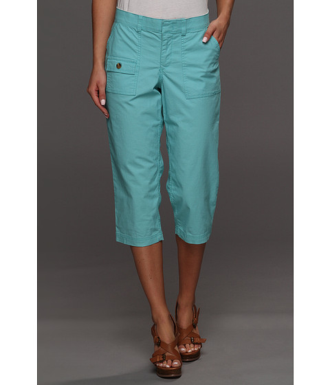 Pantaloni Dockers - Sure Fit Utility Capri - Aquarelle