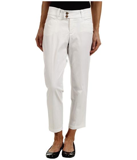 Pantaloni Dockers - Petite Metro Ankle Pant - Solid - Paper White