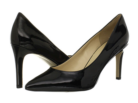 Pantofi Nine West - Charly - Black Synthetic