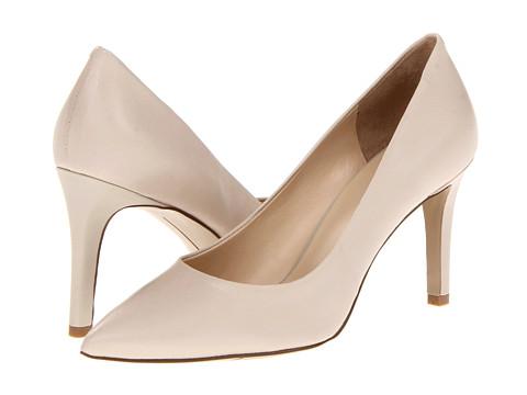 Pantofi Nine West - Charly - Light Grey Leather