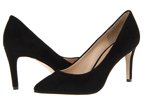 Pantofi Nine West - Charly - Black Suede
