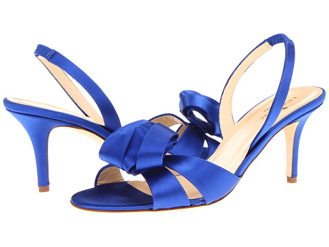 Pantofi Kate Spade New York - Madison - Cobalt Satin