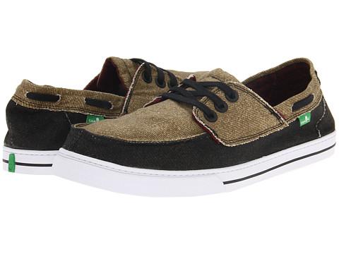 Pantofi Sanuk - Chum - Tan/Black