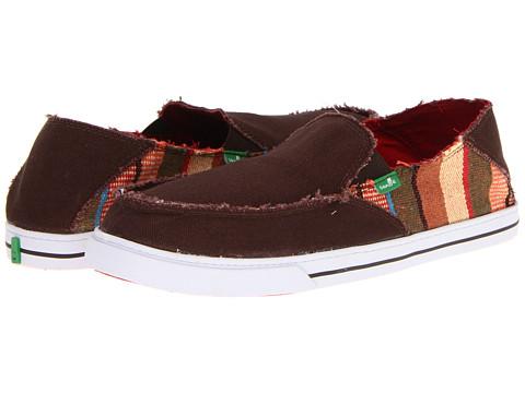 Pantofi Sanuk - Baseline Raw - Brown