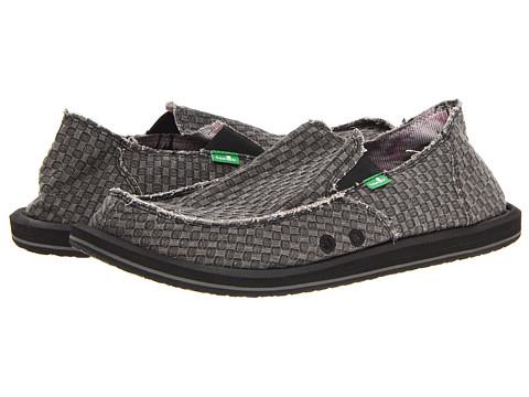 Pantofi Sanuk - Vagabond Yogi - Charcoal