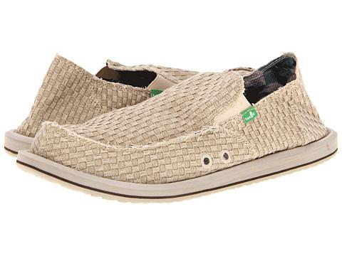 Pantofi Sanuk - Vagabond Yogi - Natural