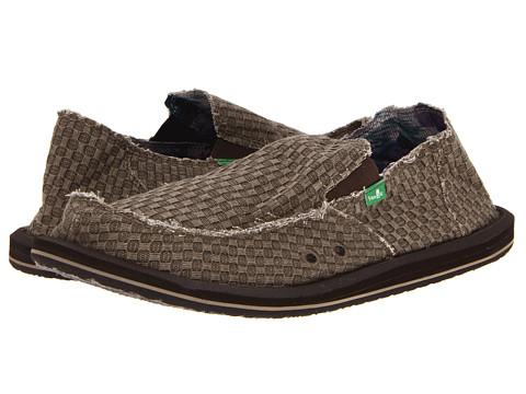 Pantofi Sanuk - Vagabond Yogi - Olive