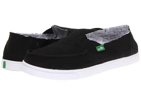 Pantofi Sanuk - Cabrio - Black
