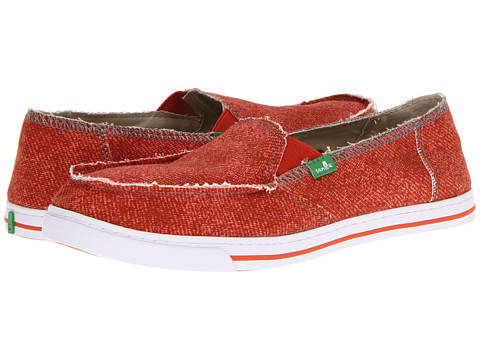 Pantofi Sanuk - Cabrio Breeze - Adobe