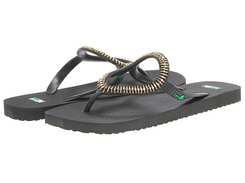 Sandale Sanuk - Ibiza Native - Carbon