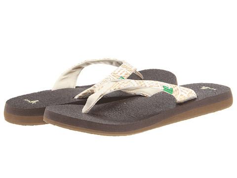 Sandale Sanuk - Yoga Chi - White