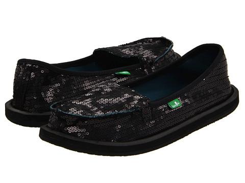 Adidasi Sanuk - Limelight II - Black