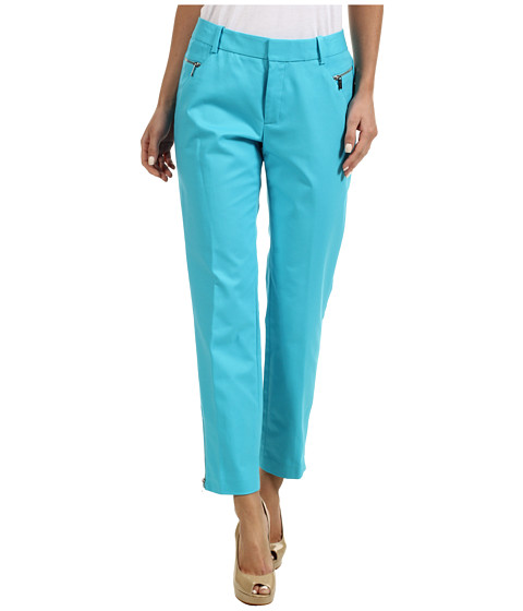 Pantaloni Calvin Klein - Skinny Pant w/ Zippers - Nile