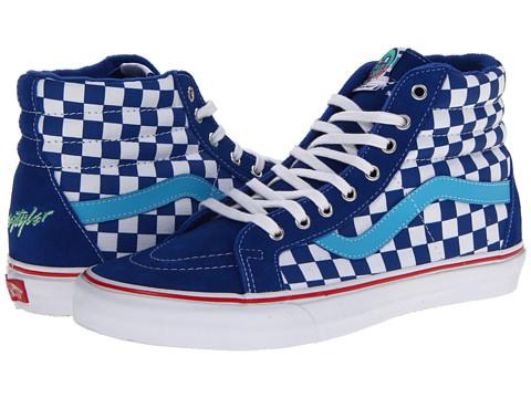 Adidasi Vans - SK8-Hi Reissue - (Haro) Freestyler Blue