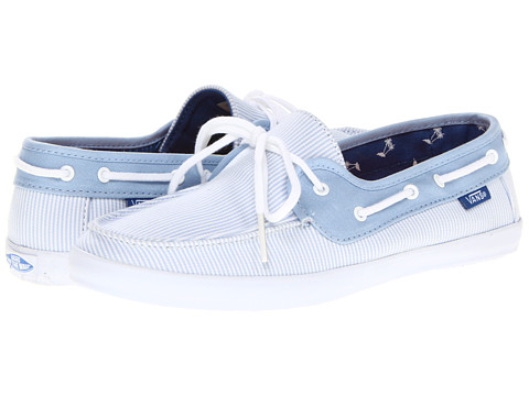 Adidasi Vans - Chauffette W - Blue/White