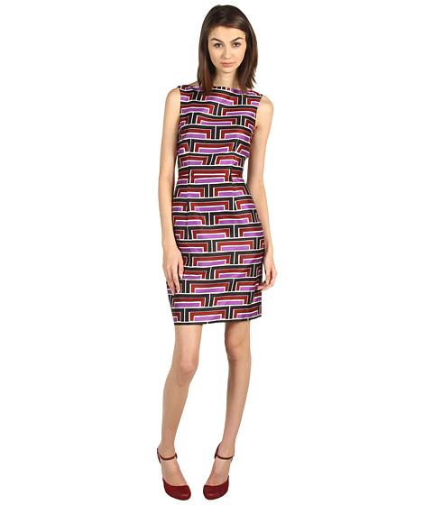 Rochii Kate Spade New York - Purdy Dress - Dark Lilac Steps