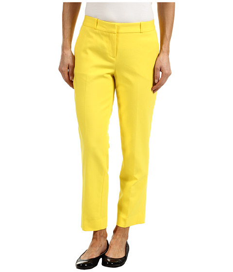 Pantaloni Anne Klein New York - Slim Crop Pant - Chrome