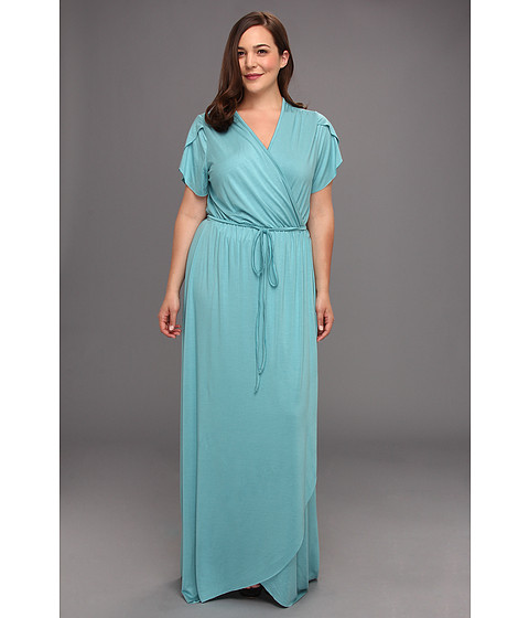 Rochii Rachel Pally - Plus Size Perpetua Dress - WL - Waterfall