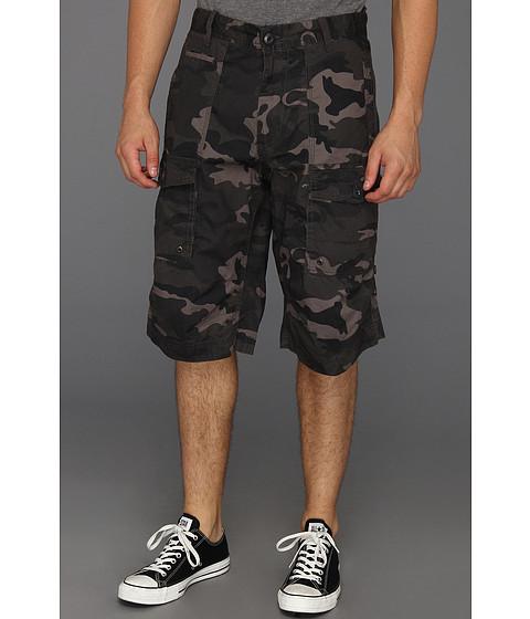 Pantaloni ECKO - Mussel Short - Black Camo