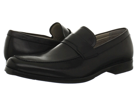 Pantofi Calvin Klein - Barton Leather - Black