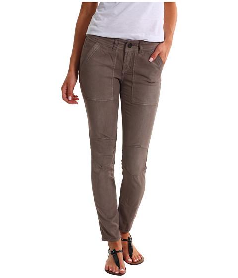 Pantaloni Free People - Skinny Utility Pant - Olive