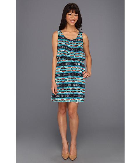 Rochii Gabriella Rocha - Yona Chiffon Dress - Blue