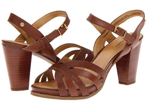 Pantofi Bass - Liana - Caramel