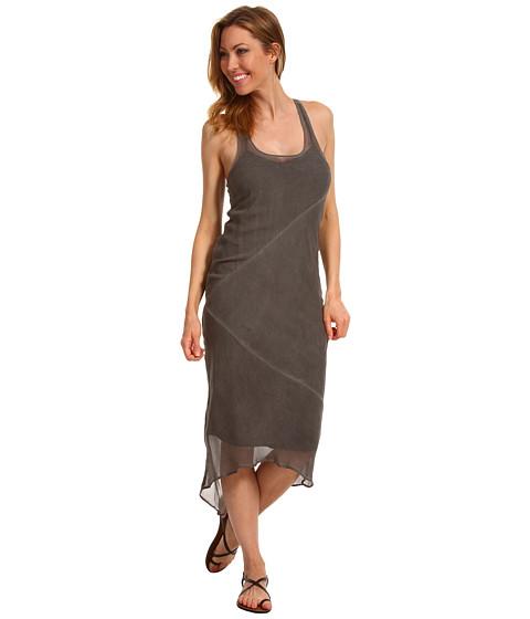 Rochii DKNY - Cold Pigment Wash Slip Dress - Jet