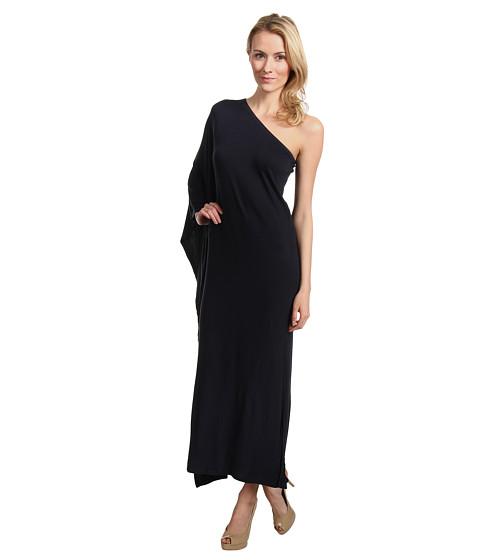 Rochii Michael Kors - One Shoulder Poncho Dress - Navy