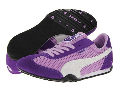 Adidasi PUMA - 76 Runner Mesh Wn\s - Lavendula/Prism Violet/Whisper White