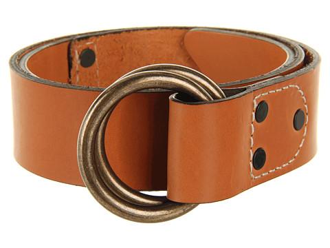 Curele Cole Haan - Double Ring Belt - Camello