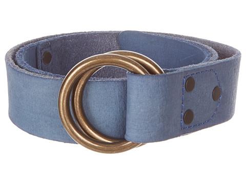 Curele Cole Haan - Double Ring Belt - Empire Blue