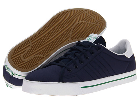 Adidasi adidas - Adicourt AS - Collegiate Navy/Running White/Fairway (Nylon)