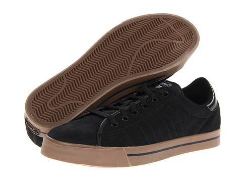 Adidasi adidas - Adicourt AS - ST Cargo Brown/Black/ST Brick (Nylon)