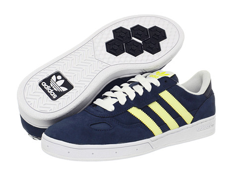 Adidasi adidas - Ciero - Uniform Blue/Haze Yellow/Running White