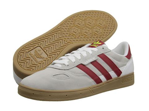 Adidasi adidas - Ciero - White/ST Nomad Red/Glow