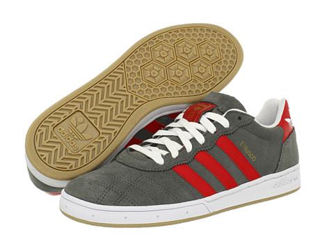 Adidasi adidas - Etrusco - Mid Cinder/Vivid Red/White (Suede)