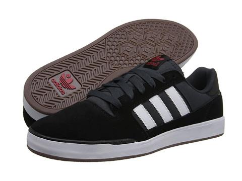 Poza Adidasi adidas - Pitch - Black/White/Black
