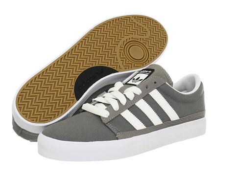 Adidasi adidas - Rayado Lo - Grey Rock/Running White/Black (Textile)