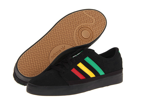Adidasi adidas - Rayado Lo - Black/Fairway/University Red/Sun