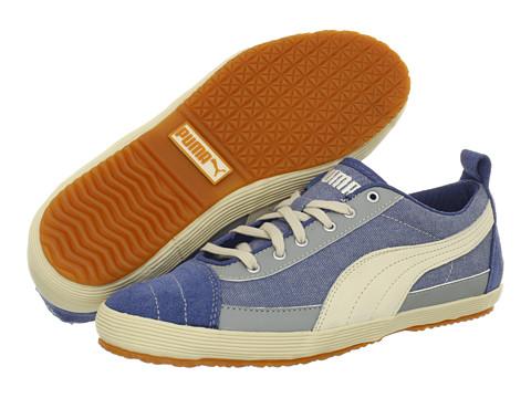 Adidasi PUMA - Serve Pro CL Wn\s - Moonlight Blue/Limestone Gray