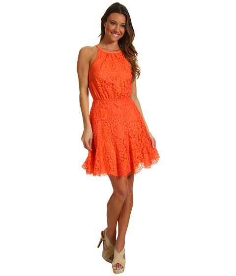 Rochii Juicy Couture - Scallop Lace Dress - Sweet Clemintine