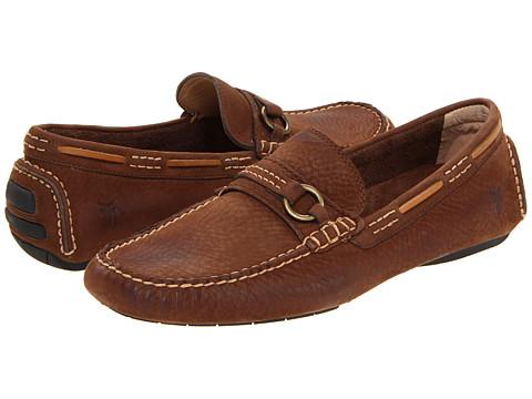 Pantofi Frye - Weston Ring Driver - Dark Brown
