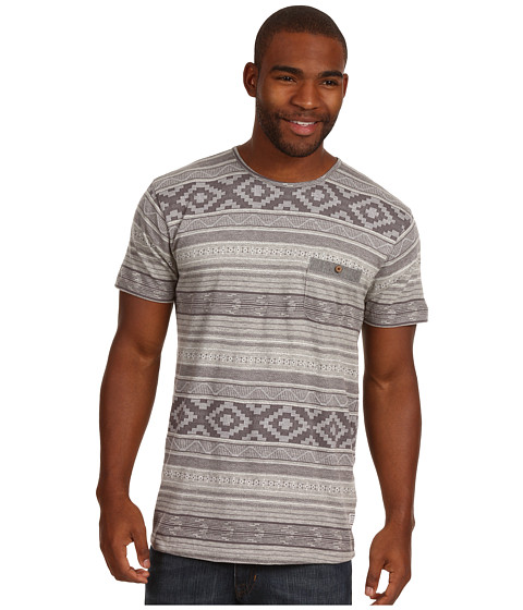 Tricouri Billabong - Garage Collection Ziggy Crew - Smoke
