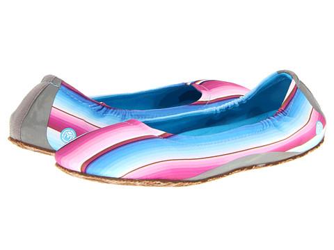Balerini Crocs - Waveseeker Ballet - Mid Grey/Blue