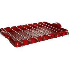 Vase Gatit Emile Henry Flame® BBQ Kabob Grilling Stone - Special Promotion Rouge   mycloset.ro