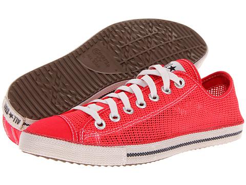 Adidasi Converse - Chuck Taylorî All Starî Chuckout - Varsity Red Woven