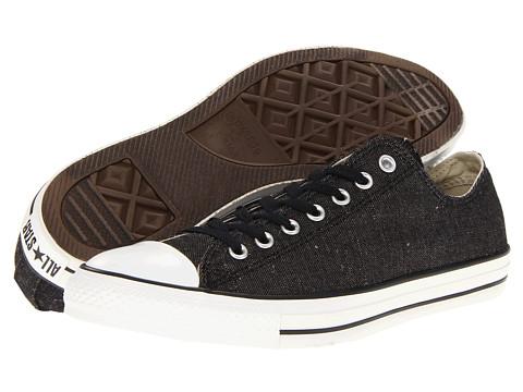 Adidasi Converse - Chuck Taylorî All Starî Summer Linen - Black Summer Linen